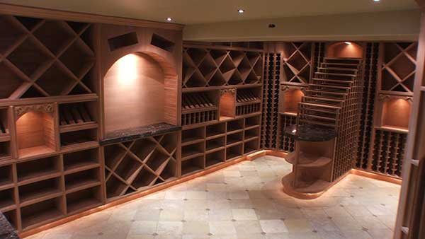 Wine Cellars Wine Cabinets Wine Furniture Wine Storage